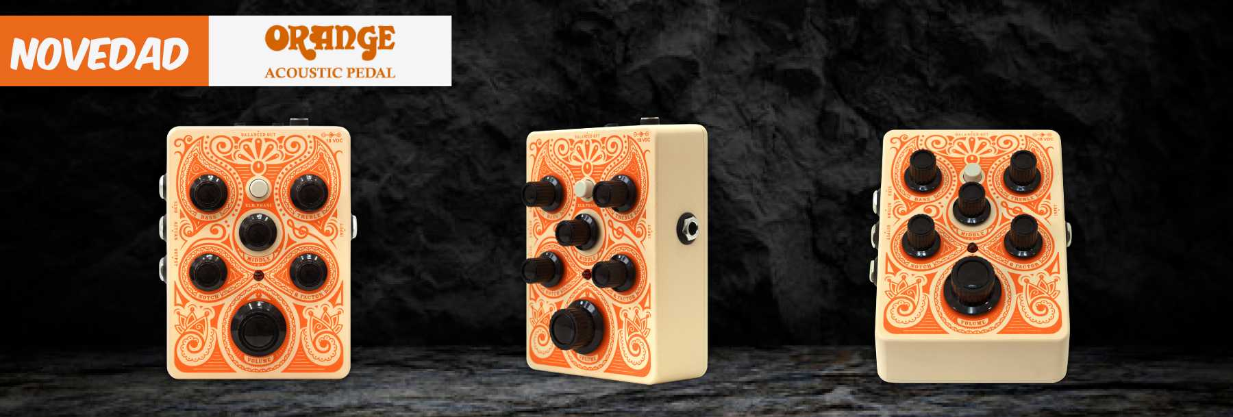 Orange Amps Acoustic Pedal